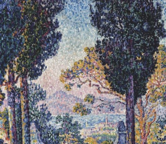 Paul Signac Sainte-Anne