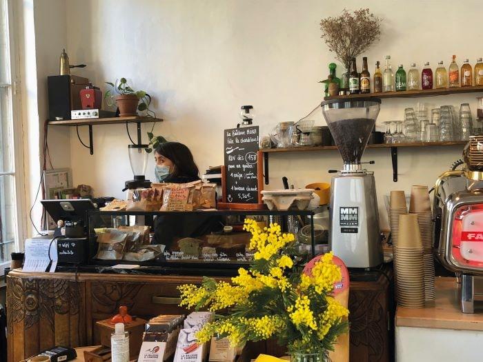 Marseille Cafe