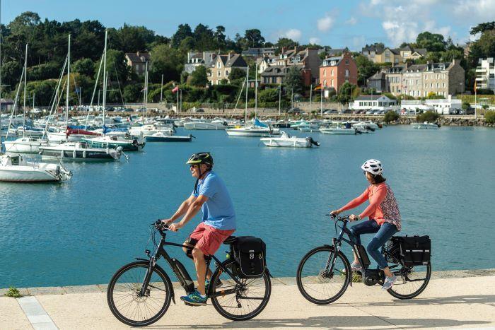 Cycling_La Vélomaritime Saint-Quay-Portrieux