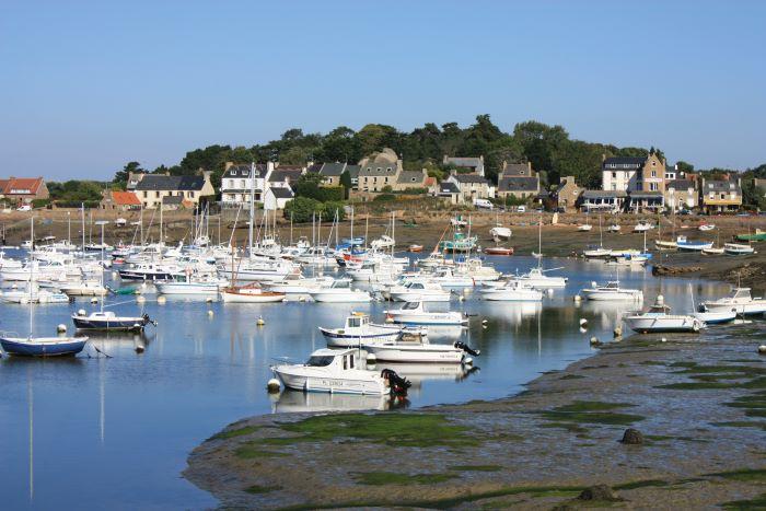 Ploumanac'h harbour