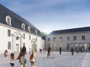 Modern Art Museum at Fontevraud