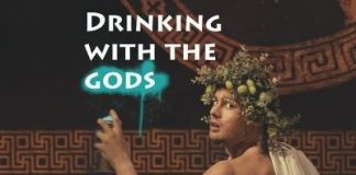 Drinking with The Gods exhibition