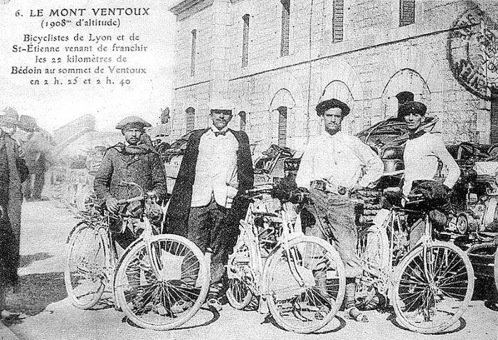 1907 amateurs Fanfarigoule