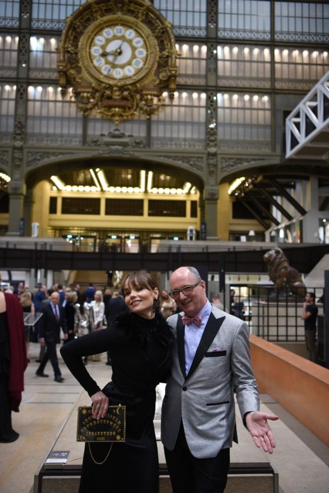 At the Orsay