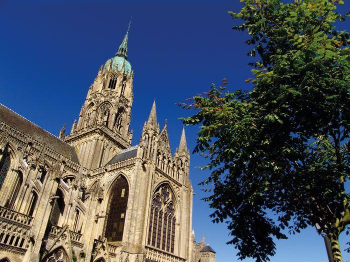 Cathedrale de Bayeux Sylvain Guichard