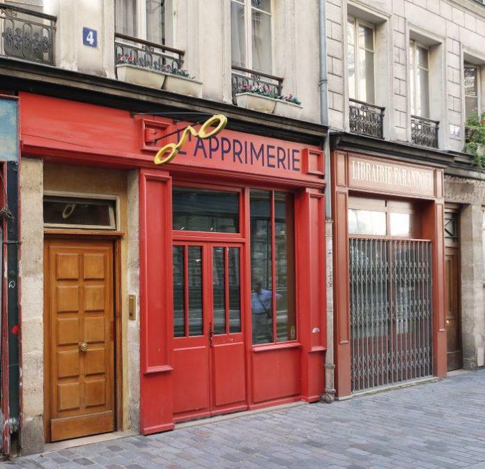 4 rue des Anglais