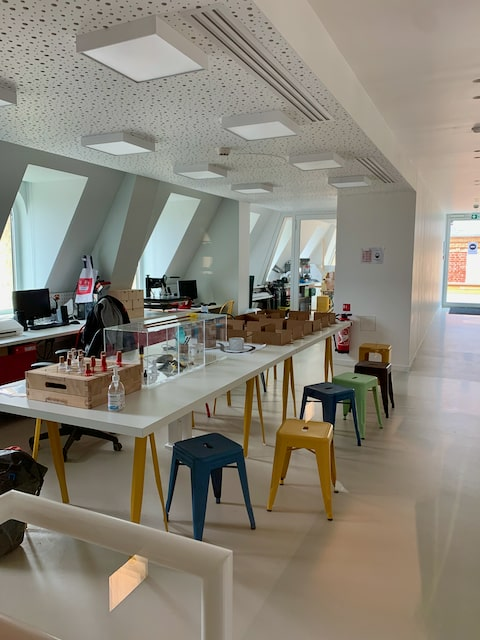 fab lab Les Franciscaines