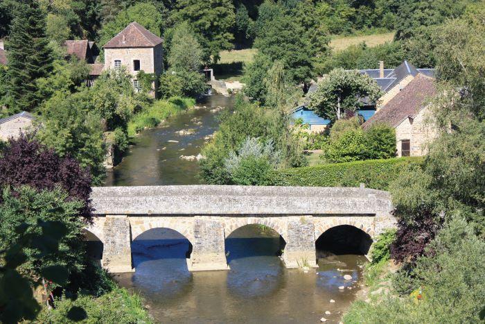 St-Ceneri-le-Gerei in Orne, classified in Les Plus Beaux VIllages de France