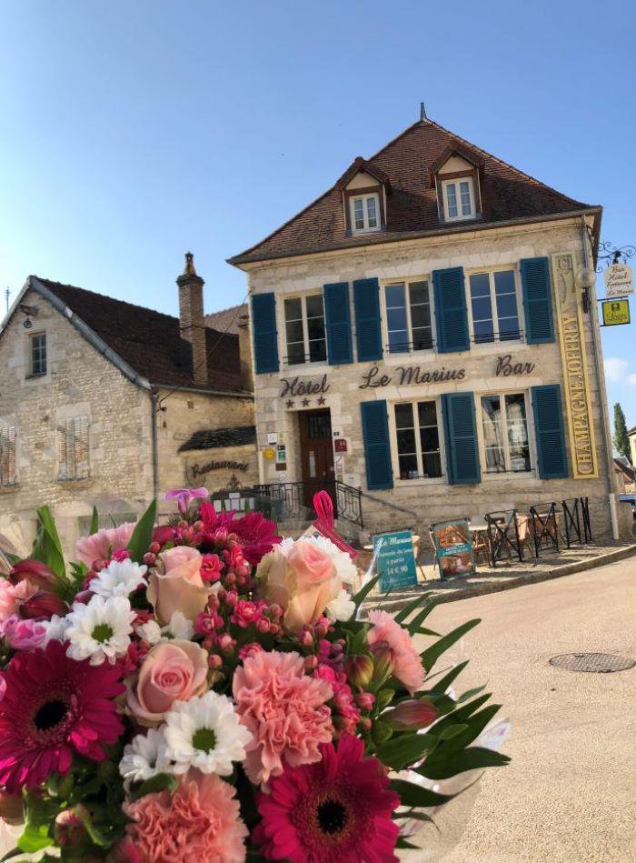 Hotel Le Marius Hote Le Marisu