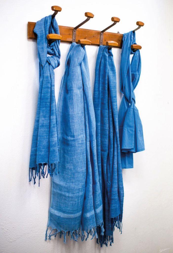 Bleu de Lectoure woad shop