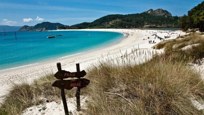 French beaches