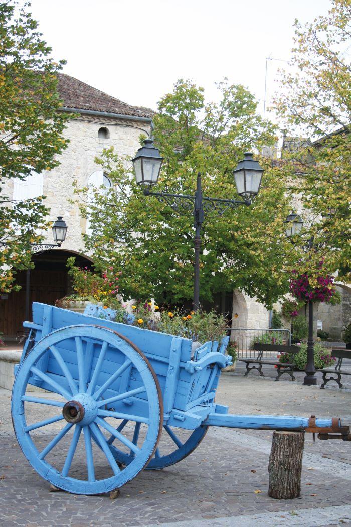 Montréal is one of the Plus Beaux Villages de France
