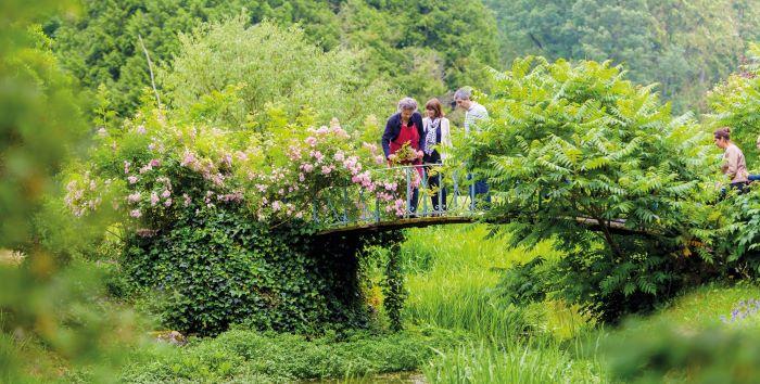 Jardins viels maisons ©cambon