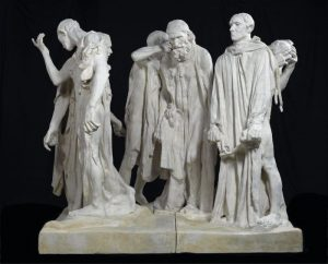 TATE MODERN Auguste Rodin - The Burghers of Calais