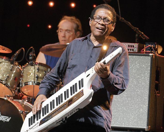 Herbie Hancock 2017 Jazz in Marciac Facebook