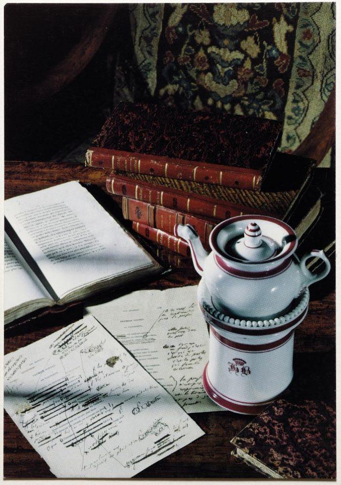 Balzacs coffee pot