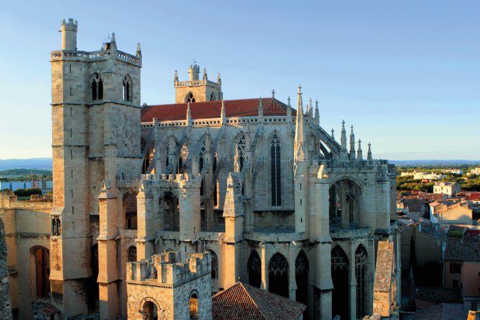 Cathédrale Saint-Just et Saint-Pasteur in Narbonne © OCCITANIE