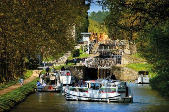 Canal du Midi © Occitanie tourism