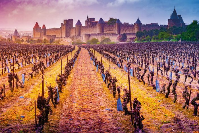 The magical sight that is Carcassonne © Shutterstock
