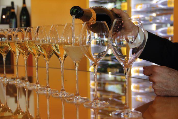 Champagne Veuve-Clicquot ©E.Vidal-Coll.ADT Marne