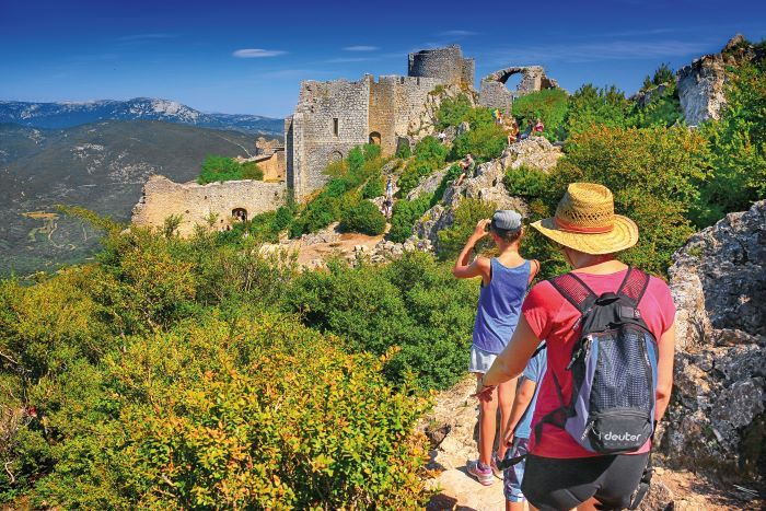Chateau de Peypertuse © Shutterstock