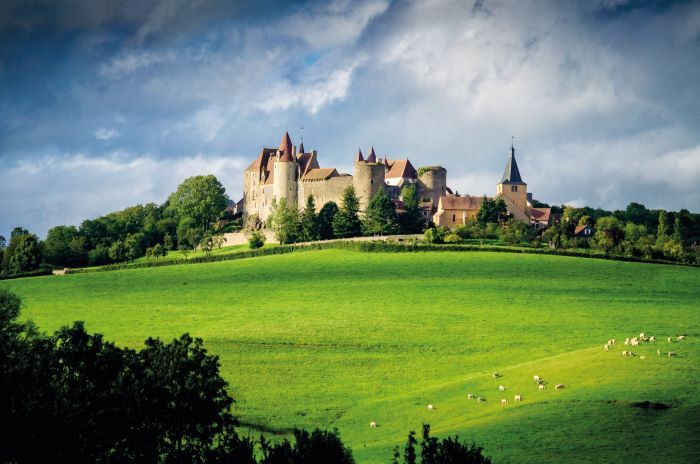 Chateauneuf Fort shutterstock