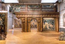 Cité internationale de la tapisserie © 2021