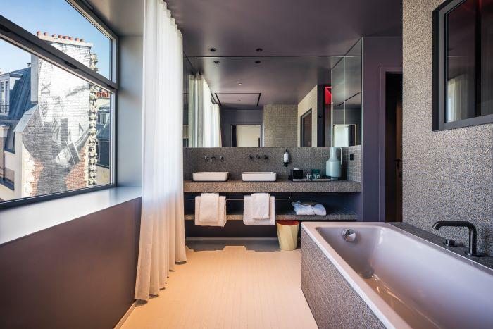 Grande Suite Cinéma Hotel Paradiso©RomainRicard