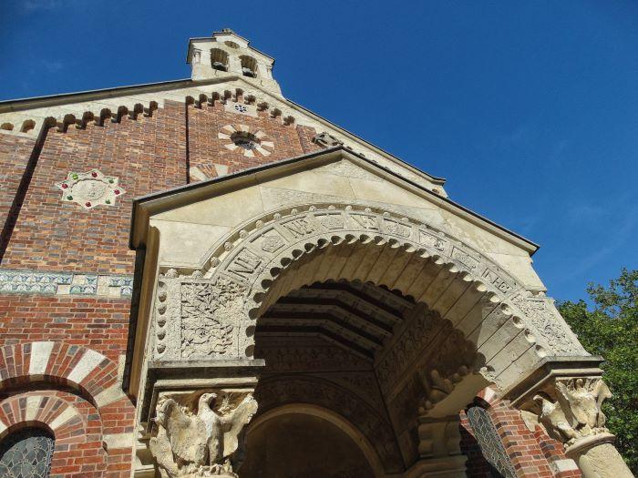 Imperial chapel shutterstock