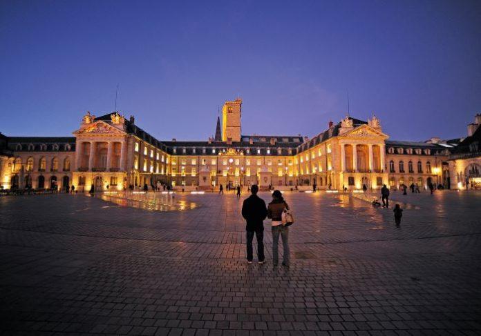 Historic capital of Dijon