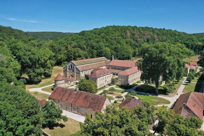 Abbaye de Fontenay (Photo Pierre Holley, Abbaye de Fontenay
