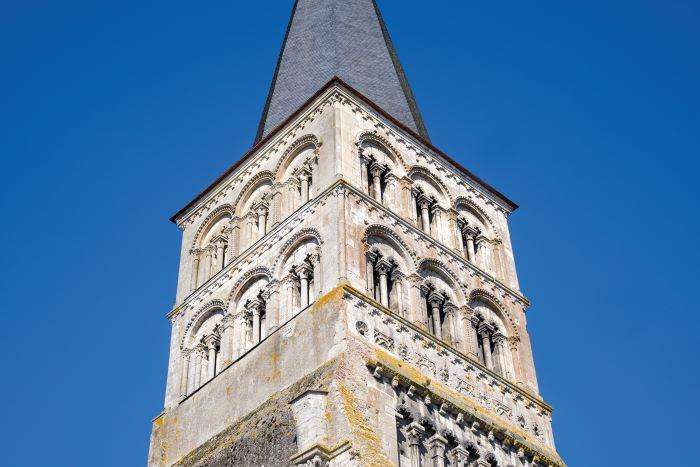 Priory of La Charité-sur-Loire (Photo Alain Doire, Bourgogne-Franche-Comté Tourisme