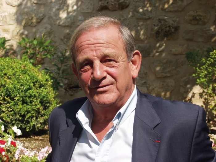 Jean-Pierre Leleux, former mayor of Grasse, fought to have the skills of the town's perfume industry recognised