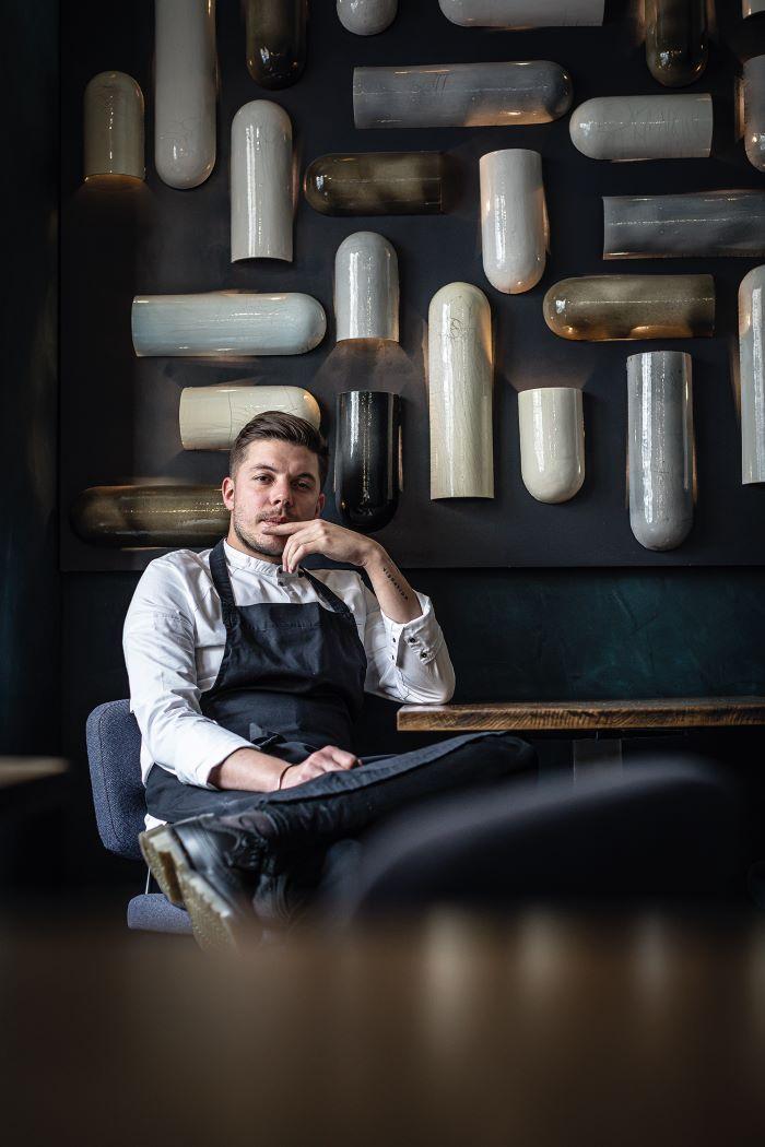 Liquide's Matthias Marc © Ilya Food Stories