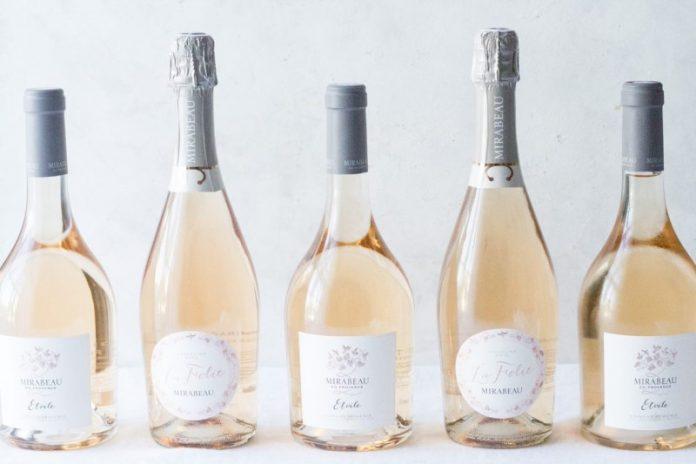 Mirabeau wines