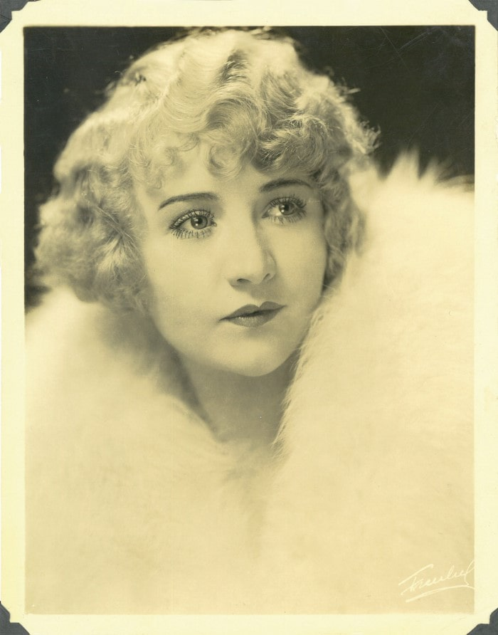 Betty Compson in her hey day IMAGES © THEADORA BRACK