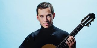 Check out Thibault Cauvin's superb new album of film covers, with an eclectic selection given the classical guitar treatment